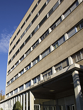 Edificio Interfacultades