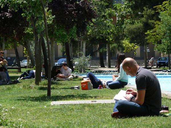 Exteriores Campus San Francisco