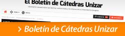 Boletín de Cátedras Unizar