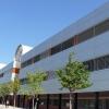 Fachada EINA Ed. Torres Quevedo. Campus Río Ebro