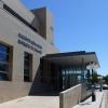 Fachada. Pabellón de Clínicas. Facultad de Veterinaria. Campus Miguel Servet