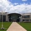 Fachada Vicerrectorado. Campus de Teruel
