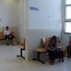 Sala de espera. Hospital Veterinario. Facultad de Veterinaria. Campus Miguel Servet