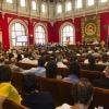 Investidura Doctores Honoris Causa Leif Sörnmo y Juan Ignacio Cirac