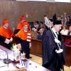 Investidura Doctores honoris causa Alberto Bercovitz y Bernd Schüneman