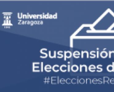 Suspensión elecciones rector
