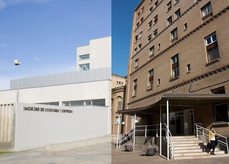 Facultad de Economía y Empresa | Universidad de Zaragoza
