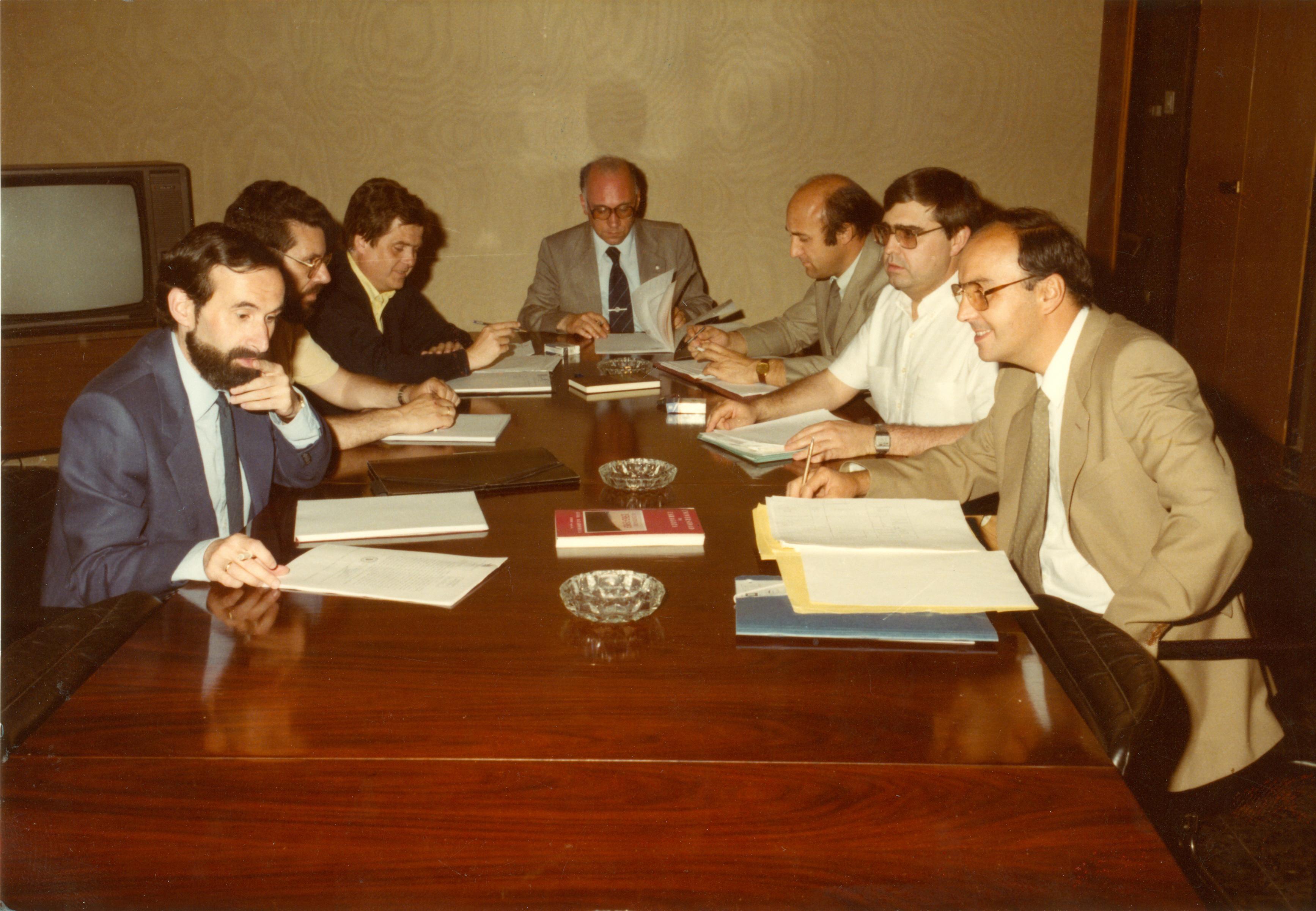 Equipo de Gobierno de Vicente Camarena Badía