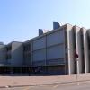 Fachada EINA Ed. Ada Byron. Campus Río Ebro