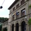 Fachada Facultad de Ciencias Humanas y de la Educación. Campus de Huesca