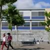 Fachada Facultad de Ciencias Sociales y del Trabajo. Campus San Francisco