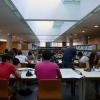 Biblioteca Hypatia. Campus Río Ebro