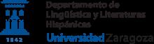 Logo Departamento de Lingüistica y Literaturas Hispánicas